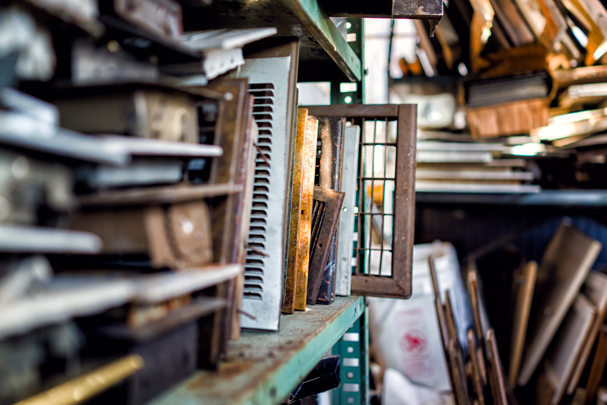 George\'s Salvage – Alternative Uses and Architectural Salvage